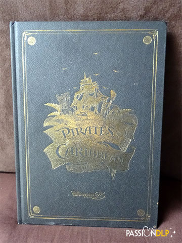 livre pirates of the caribbean
